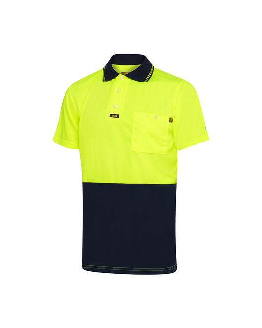 Basic AIRWEAR Polo Shirt Short Sleeve